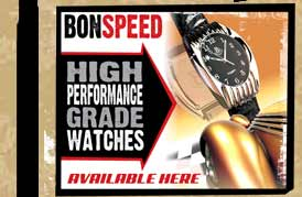 bonspeed watches button